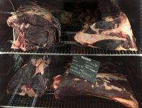 Hovězí plec s kostí – suché zrání