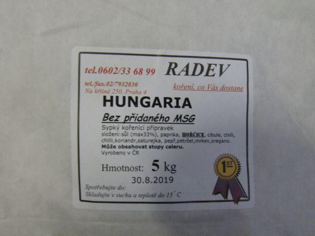 Hungaria 5kg