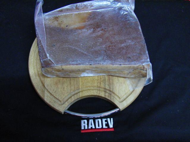 Iberíjský špek uzený s kůží