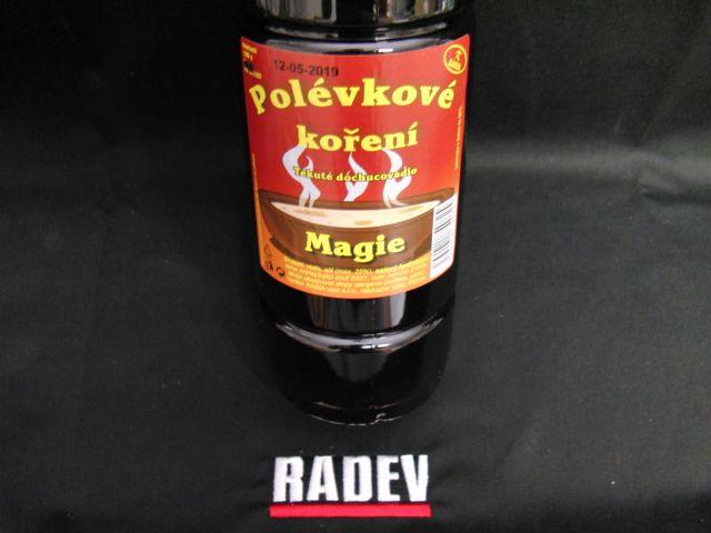 Magie polévkové koření 1 l