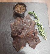 Jerky hovězí sušené maso pikantní